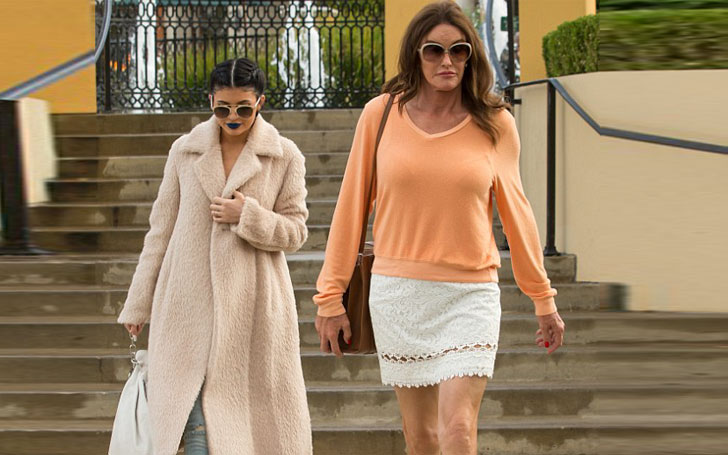 Kylie Jenner Opens Up About Her Relationship With Caitlyn Jenner