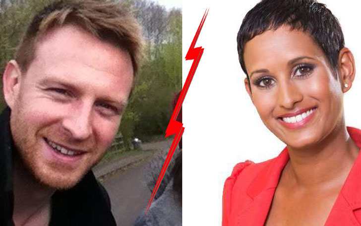 Director James Hagger And His Wife Naga Munchetty's Marriage, Divorce And Net Worth