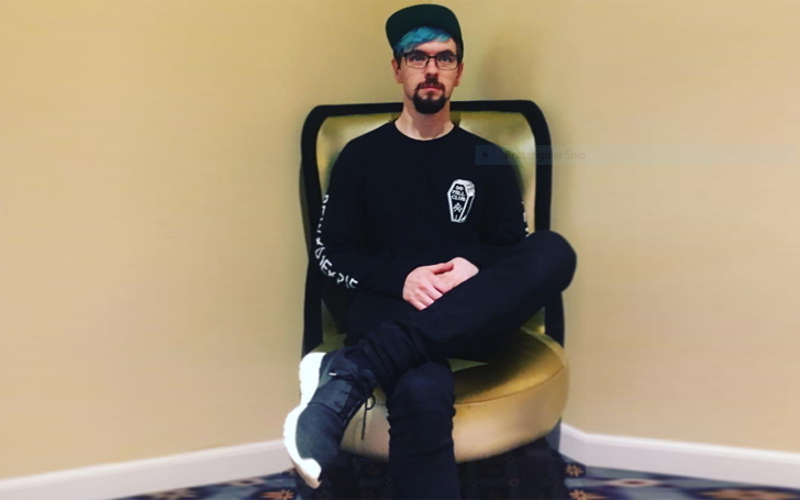 Jacksepticeye's relationship with Signe Hansen, are they still together? Know about his Affairs