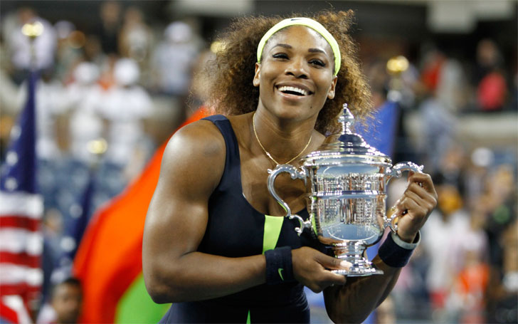 Serena Williams Professional Tennis Player
