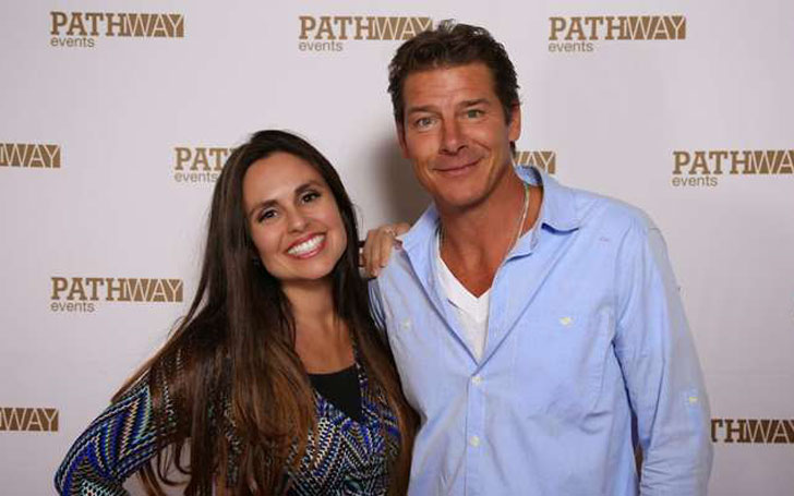 Ty Pennington dating long-time girlfriend Andrea Bock but no intention to get married