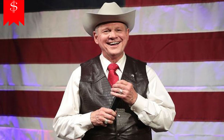 Former Chief Justice Roy Moore's Net worth: Know in Detail About His Source of Income and Career