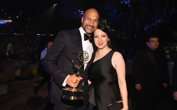 Keegan-Michael Key is Engaged to Elisa Pugliese, Know about their Relationship and Dating History
