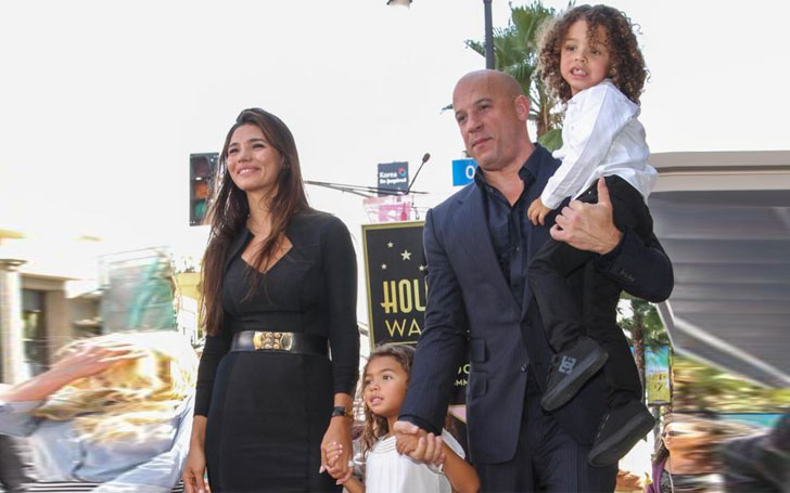 Paloma Jimenez is in Relationship with Vin Diesel and Living Happily with their Children