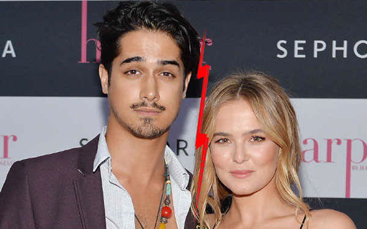 Who is avan jogia currently dating 2018