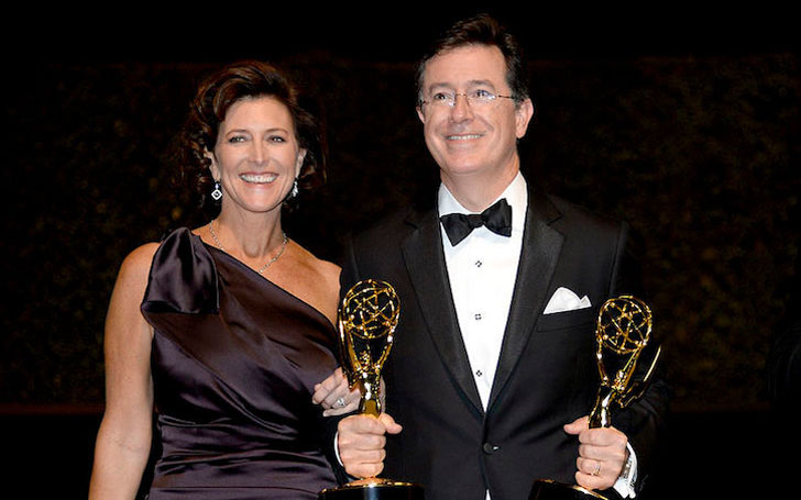 Evelyn McGee-Colbert' Husband Stephen Colbert's Married Life: Know about their Relationship