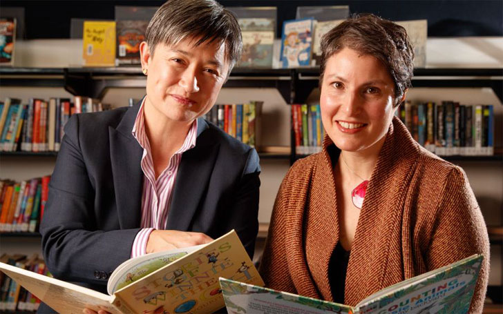 Penny Wong is in Relationship with Sophie Allouache, Know about their Married Life and Children