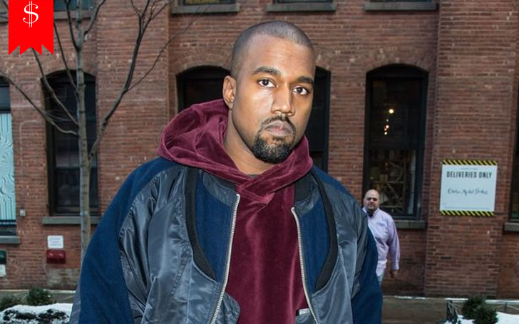 How much is Kanye West's Estimated Net Worth? His Career, Award, and Personal Life