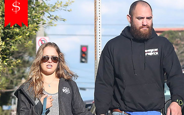 Ronda Rousey's Marital Relationship with Travis Browne: Career, Net Worth