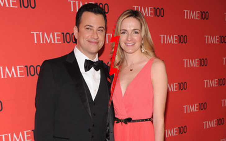 Jimmy Kimmel Ex-Wife Gina Kimmel Married Life: Know In Details About Her Relationship And Children