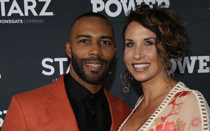 Omari Hardwick's wife Jennifer Pfautch's Married Life: Know About Her Relationship and Children