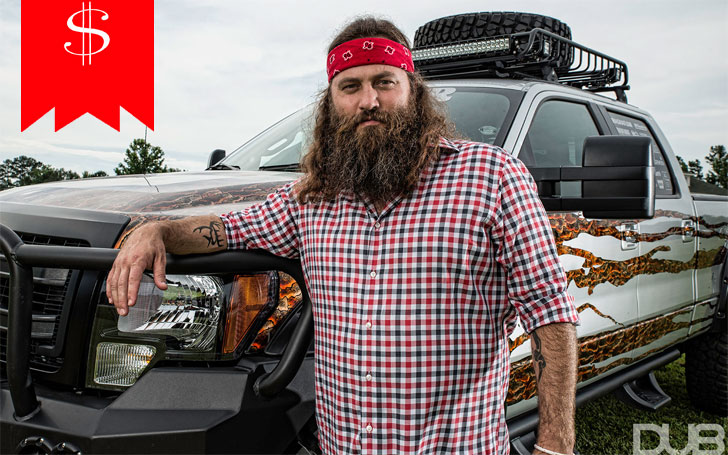 Korie Robertson' Husband Willie Robertson's Net worth:Know all the Details about his Career
