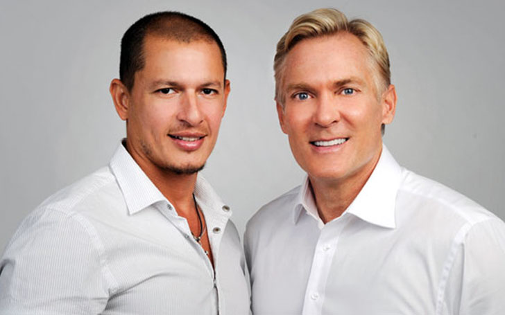 Sam Champion And Rubem Robierb Married Life; Are They Happy Together? Wedding Details