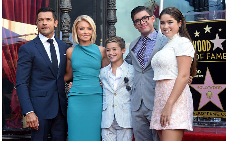 Kelly Ripa's son Joaquin Antonio Consuelos: Know in Details about his Family Life and Career