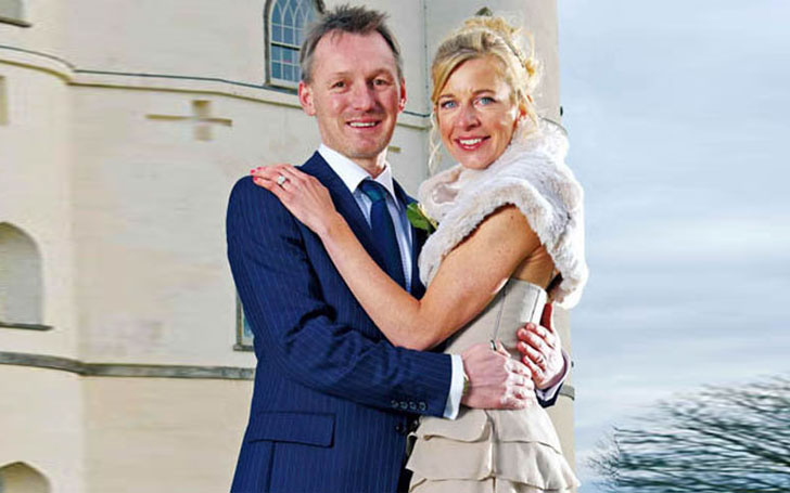 Katie Hopkins is Living married life with Husband Mark Cross and Children, Know About their wedding