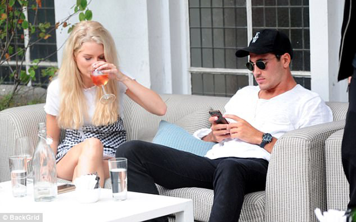Lottie Moss And Elliot Clements-Hill Enjoys A Drink Together, Are they Dating? Her Past Affairs