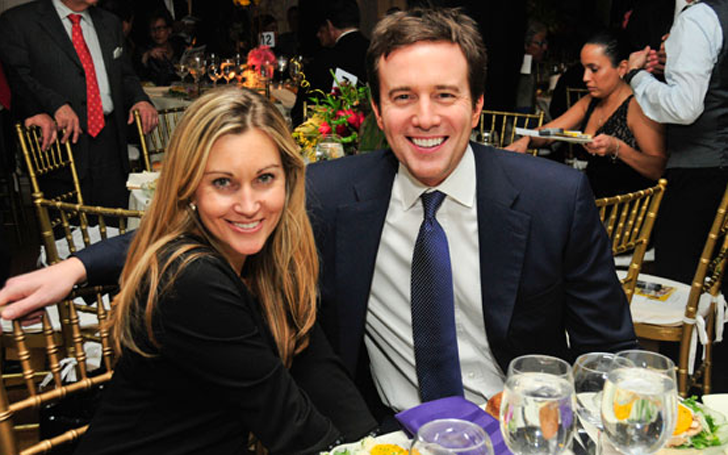 Are Jeff Glor And His Wife Nicole Glor Happy Together? Know About Their Married Life & Children