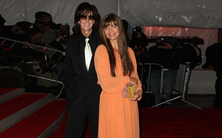Paulina Porizkova And Her Husband Ric Ocasek, Are They Happily Married? Their Affairs & Children