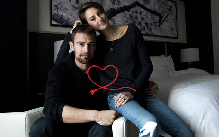 theo james and ruth kearney relationship