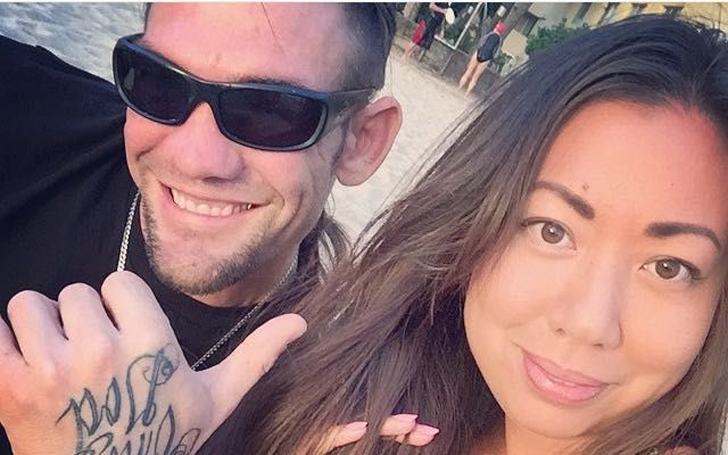 Having married and divorced Maui Chapman, is Leland Chapman dating Lynette Yi these days?