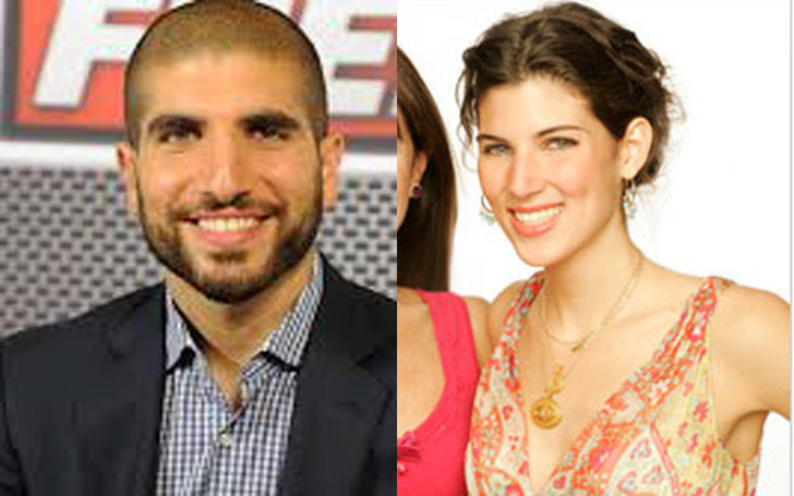 Ariel Helwani Is Living Happily With His Wife Jaclyn Stein, Know About His Married Life and Children