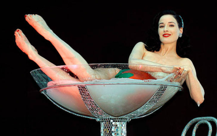 Who Is Dita Von Teese Dating After Divorce With Her Husband? Her Relationship and Past affairs
