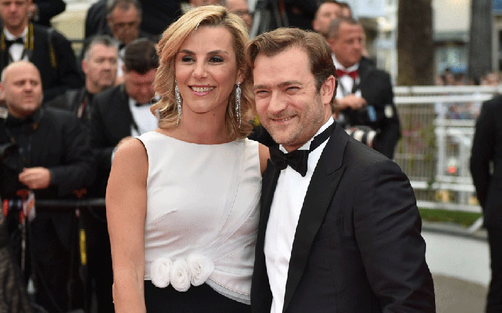 Laurence Ferrari And Her Husband Renaud Capucon: How's Their Married Life? Past Affairs, Child
