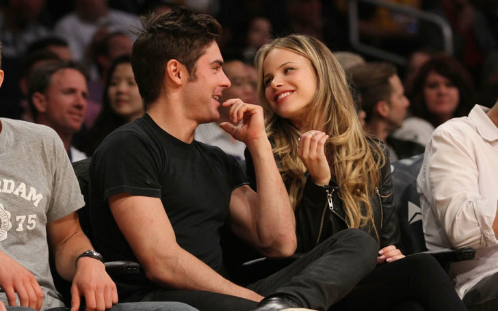 Halston Sage Relationship with Zac Efron Is Pretty Amazing: Also Know their Past Relationships