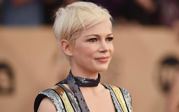 Actress Michelle Williams Rumored To Be Dating Who Is The Lucky Guy Her Past