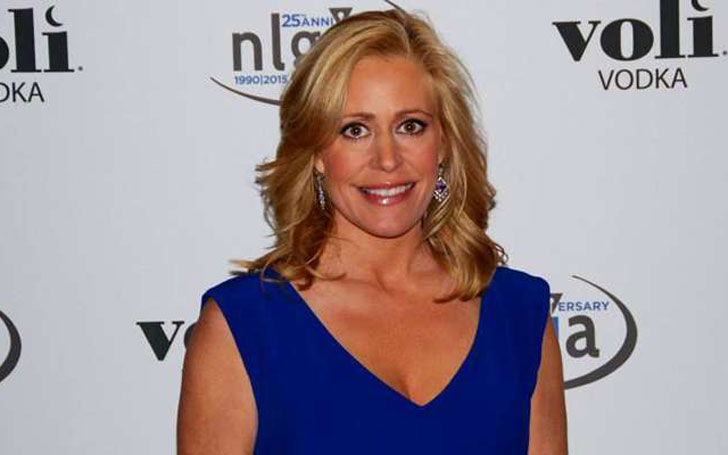 Melissa Francis family and progressive career. Who is Melissa's Husband?