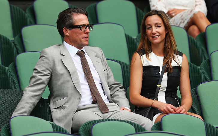 Hugh Grant Expecting Fifth child With His Wife Anna Elisabet Eberstein, How's Their Married Life?