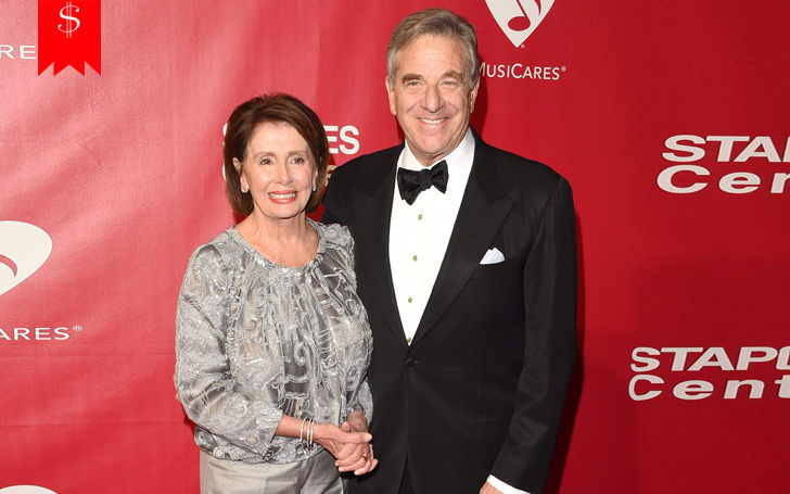 Paul Pelosi's Wife Nancy Pelosi's Net Worth in 2018: Also Know Her Career As a Politician
