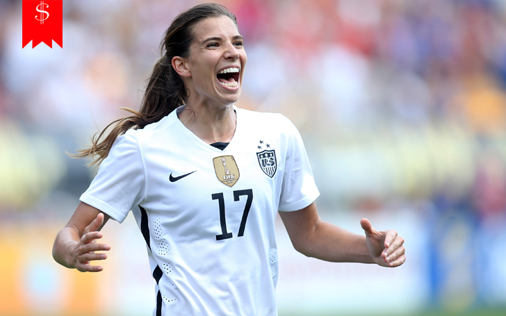 Tobin Heath's Net Worth Might Shock You: Want To Know About Her Salary, Career, and Awards?