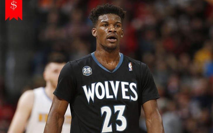 American Basketball Player Jimmy Butler's Net Worth: Also Know His Salary & Professional Career