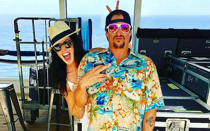 American Singer Kid Rock had Engaged to Girlfriend, Audrey Berry in 2017, Are they now Married?