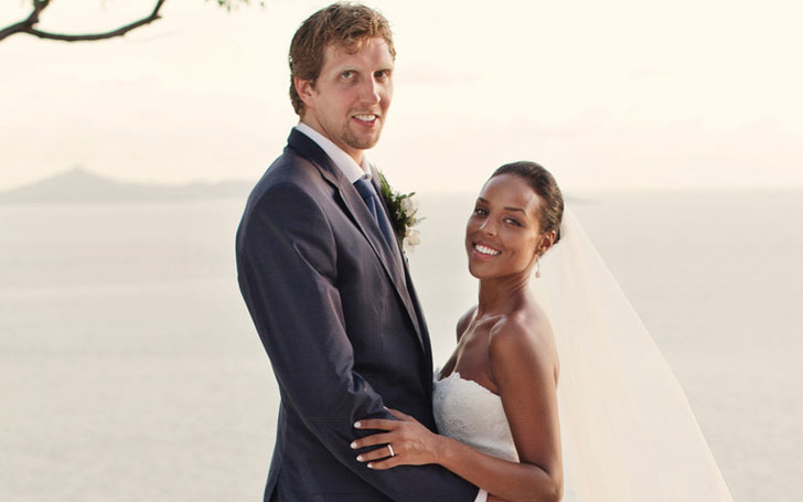 How much is Dirk Nowitzki & Jessica Olsson's Net Worth? Know their Salary, Earnings, Married Life, Children, and Family Life
