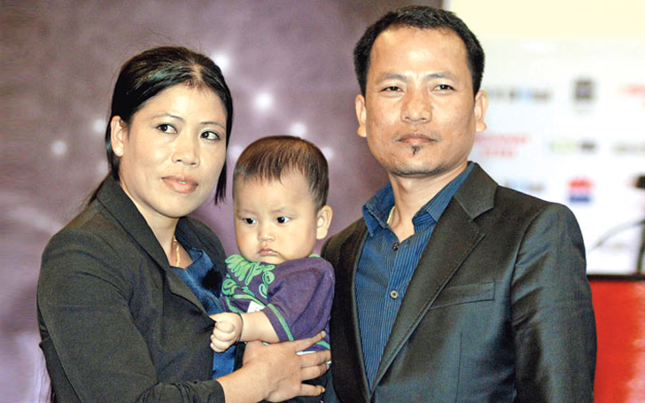Indian boxer Mary Kom & Her Husband K Onler Kom: Are They Happily Married? Career & Children