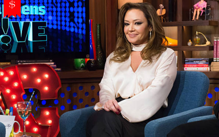 How Much Is Actress Leah Remini's Net Worth In 2018? Her Career As An Actress & Salary