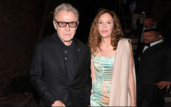 78 Years Harvey Keitel Is Living Happily With His Wife Daphna Kastner, Do They Have Children?