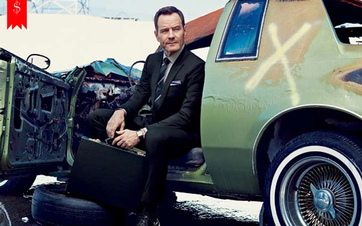 American Actor Bryan Cranston's Net Worth, & his Salary per Movie? His Lifestyle, House, Cars