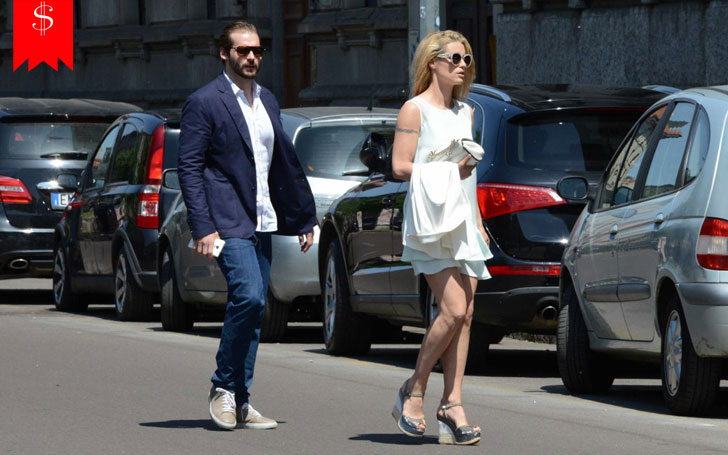How Much is Michelle Hunziker's Husband Tomaso Trussardi's Net Worth? His Property & Lifestyle
