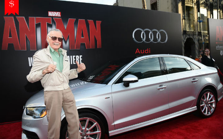 American Comic Book Writer Stan Lee Net Worth, Is he Rich? Career,Property, Achievements & Lifestyle