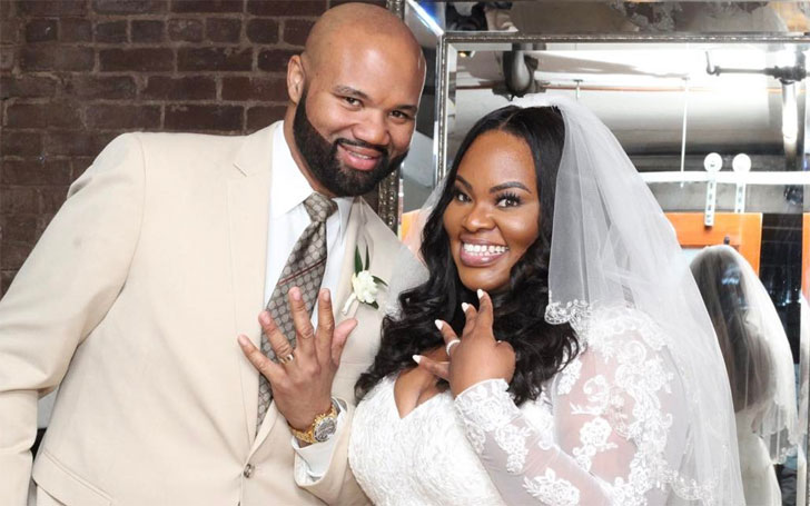 The Newly Married Couple Tasha Cobbs and Kenneth Leonard, Are They Happy Together?