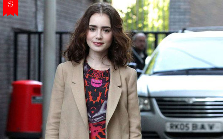 Actress Lily Collins Has an Estimated Net Worth of $8 million: Her Property, Income Source