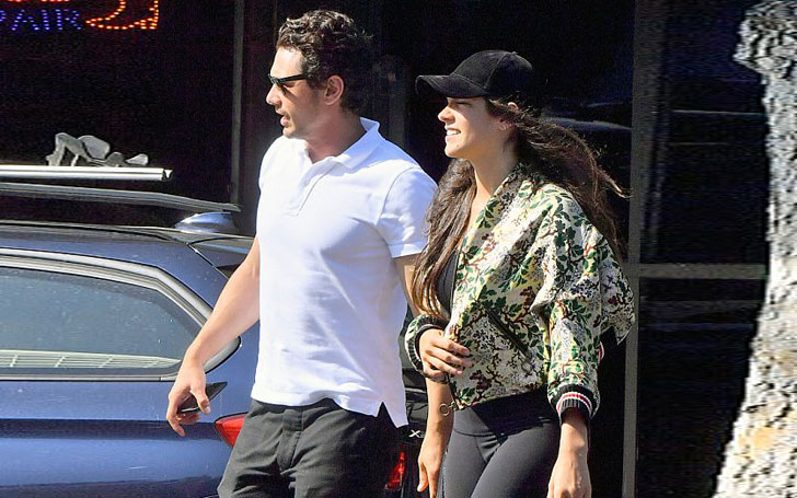 James Franco and his Girlfriend Go for Dinner Date,Know in Detail about their Affair and Dating