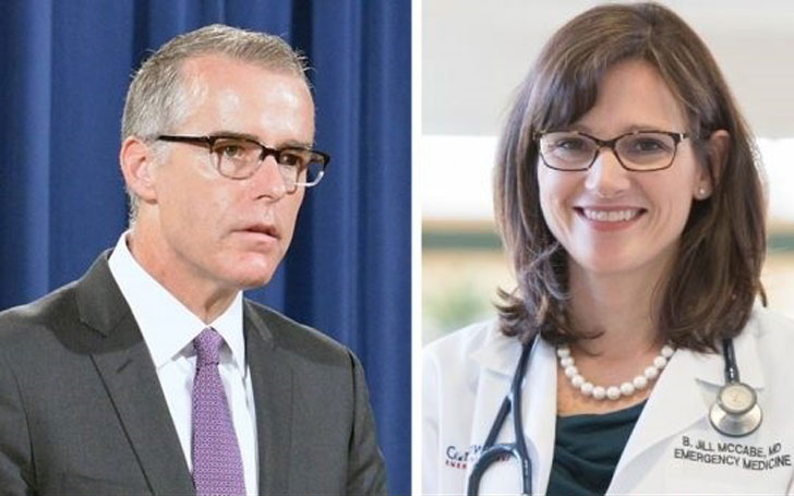 Jill McCabe's Husband Andrew McCabe's Net Worth: Know About His Salary & Career