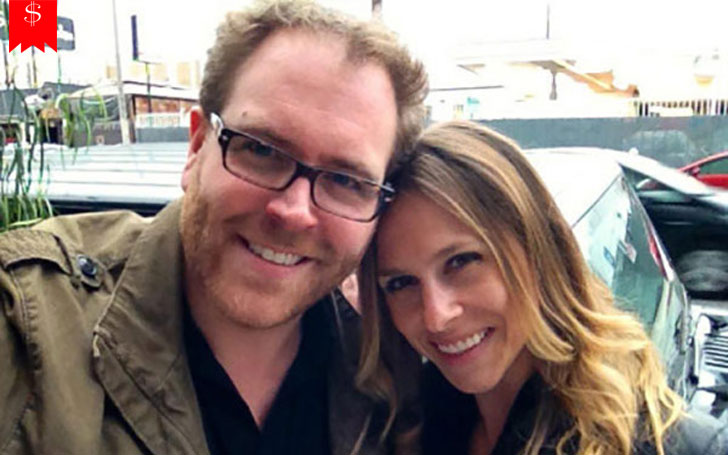 Josh Gates Wife Hallie Gnatovich's Net Worth: Know About Her Salary & Career