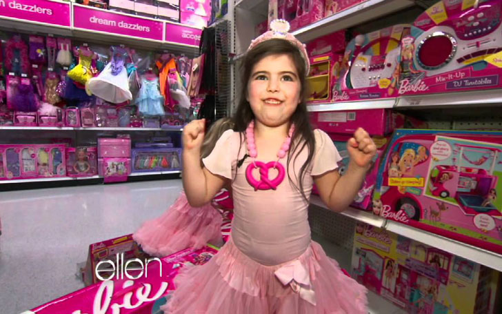 Know All The Beautiful Things About 14 Years Musical Artist Sophia Grace, Her Career, Life Style