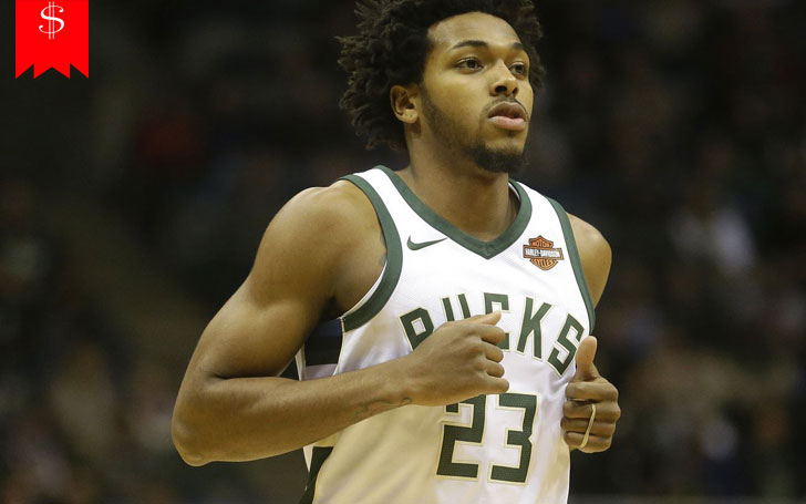 Basketball Player Sterling Brown's  Estimated Salary and Net Worth: Also Read About his Career