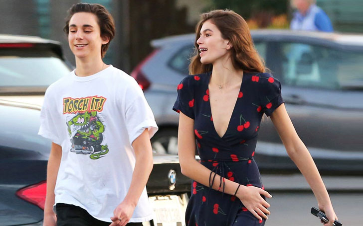 Are Kaia Gerber and Fenton Merkell Dating? Also Know Her Affairs and Relationships